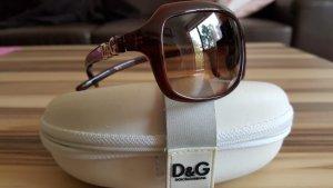 Dolce & Gabbana Bril bruin