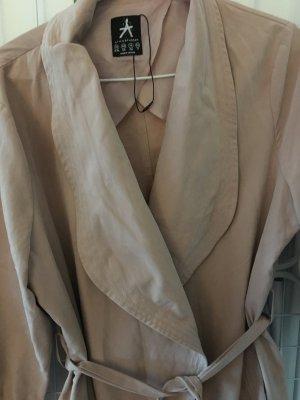 Modische Jacke in altrosa