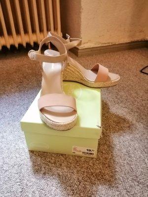 Modische Sandaletten