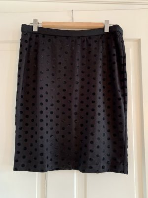 1.2.3 Paris Falda de tubo negro