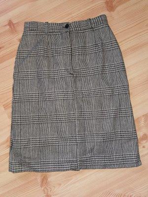 Tweedowa spódnica Wielokolorowy