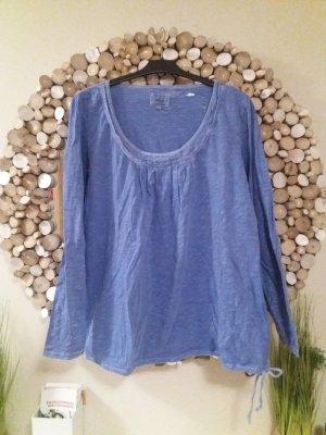 Gin Tonic T-shirt azzurro-blu acciaio
