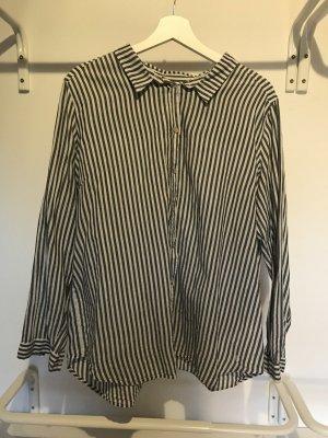 Basefield Long Sleeve Shirt white-grey