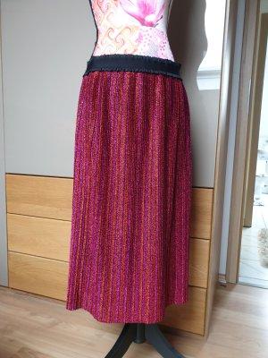 Modström Jupe à plis multicolore