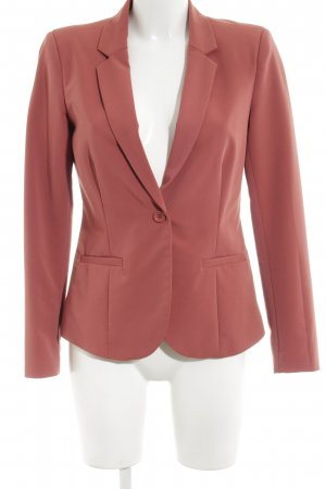 Modström Jerseyblazer rot Business-Look