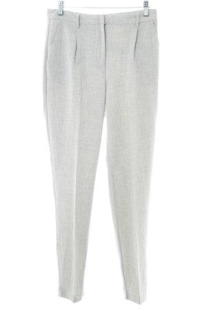 Modström Pantalon fuselé gris clair imprimé allover élégant