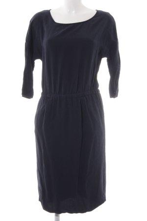 Modström Vestido de manga larga azul oscuro look casual