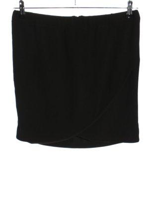 Modström Minifalda negro look casual