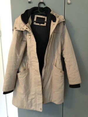 Modström Hooded Coat beige