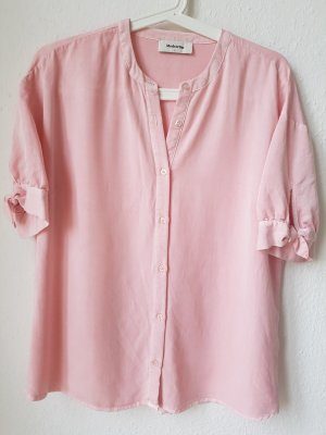 Modström rosa Bluse