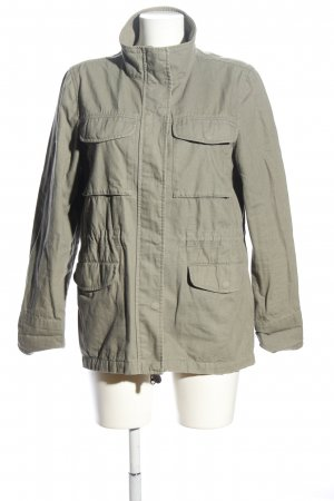 Modström Safari Jacket light grey casual look