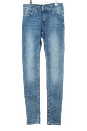 Modström Stretch Jeans blau Casual-Look