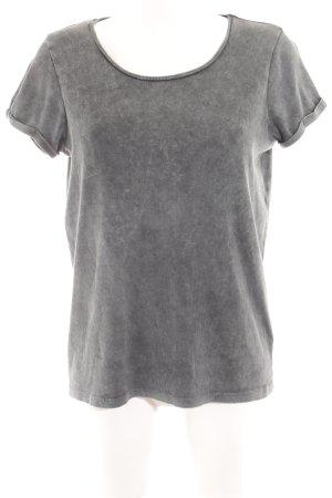 Modström T-Shirt dunkelgrün Casual-Look