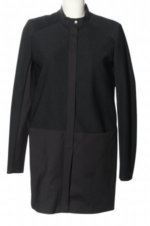 Modström Abrigo de entretiempo negro look casual