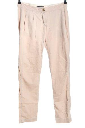 Modström Jersey Pants cream casual look