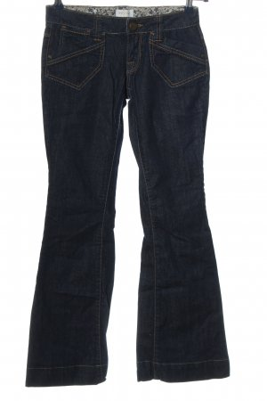 Mötivi Low Rise jeans blauw casual uitstraling