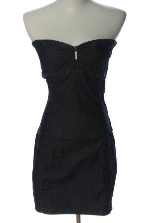 Mötivi Denim Dress blue casual look