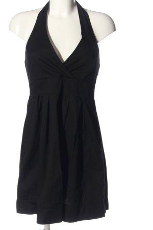 Mötivi Neckholderkleid schwarz Elegant
