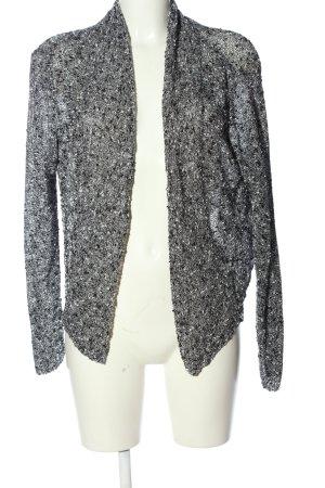 Mogul Bolero grigio chiaro puntinato stile casual