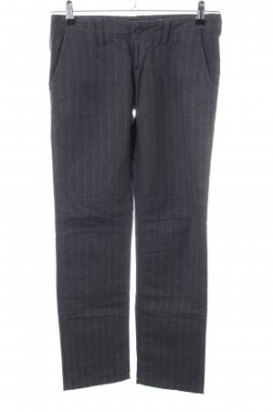 Mogul Chinohose silberfarben meliert Casual-Look