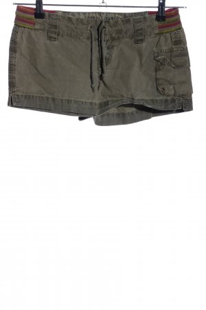 Mogul Hot Pants hellgrau Casual-Look
