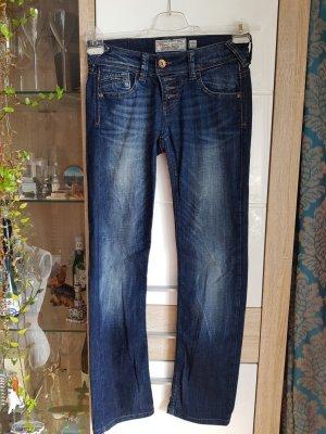 Mogul Jeans slim fit blu-blu scuro