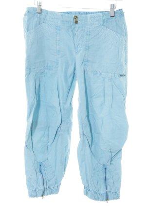 Mogul Pumphose blau Casual-Look