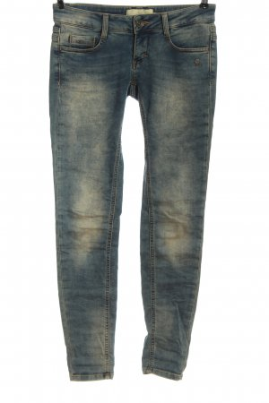 Mogul Jeans skinny blu stile casual