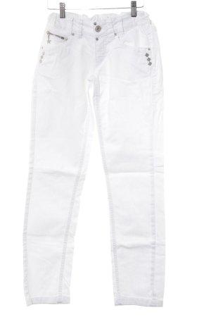 Mogul Slim Jeans weiß Casual-Look