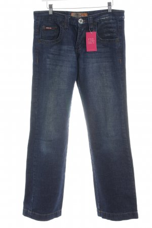 Mogul Straight-Leg Jeans blau Casual-Look