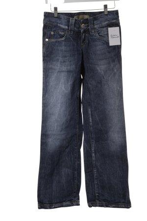 Mogul Straight-Leg Jeans himmelblau-blau Casual-Look