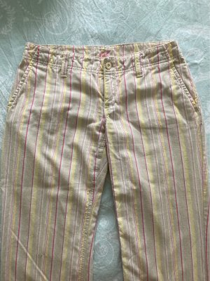 Mogul Pantalone a vita bassa multicolore