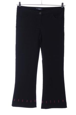 Mogul Pantalone elasticizzato nero stile casual