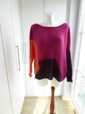 Mohair Oversized Pullover Größe S