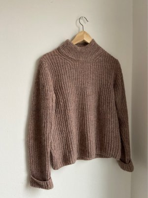 Mohair Strick Pullover