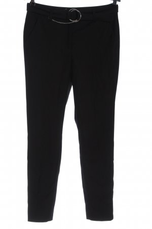 Mohito 7/8 Length Trousers black casual look