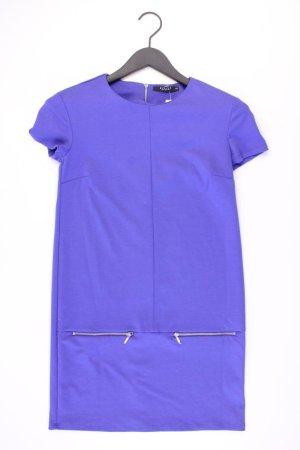 Mohito Etuikleid Größe XS Kurzarm blau aus Polyester