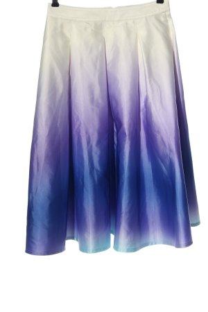 Mohito Flared Skirt color gradient elegant