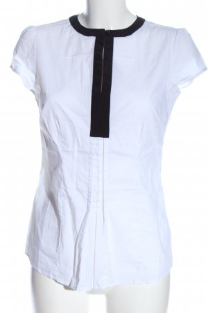 Mohito Shirt Blouse white-black casual look