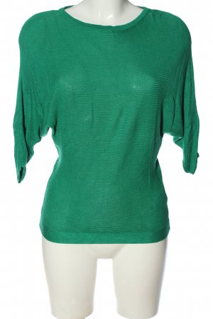 Mohito Short Sleeve Sweater green casual look