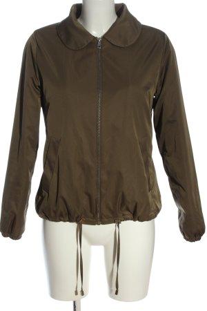 Mohito Short Jacket khaki casual look