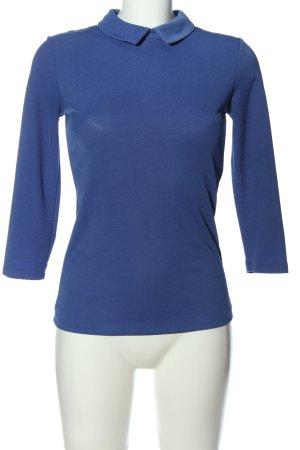 Mohito Langarm-Bluse blau Casual-Look