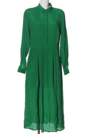 Mohito Langarmkleid grün Business-Look