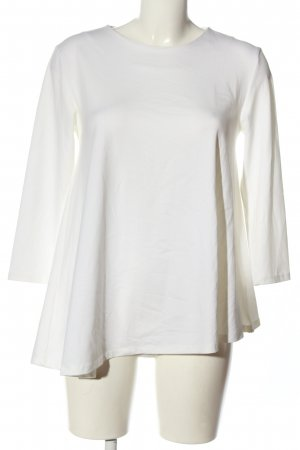 Mohito Long Blouse natural white casual look
