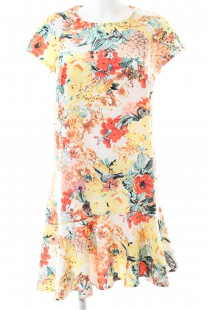 Mohito Blusenkleid Blumenmuster Casual-Look