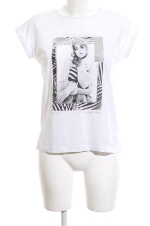 Mohito Oversized Shirt Motivdruck Casual-Look
