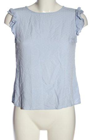 Mohito Schlupf-Bluse blau Casual-Look