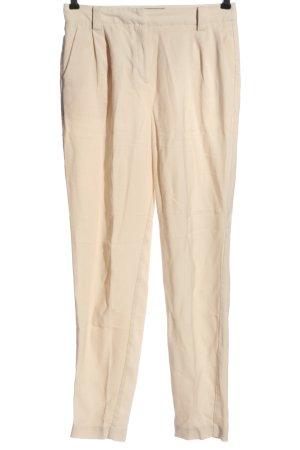 Mohito Pantalone jersey bianco sporco stile casual