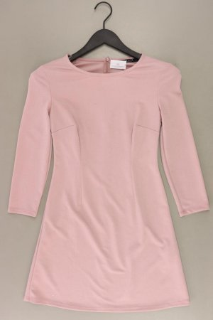 Mohito Stretchkleid Größe XS Langarm rosa aus Polyester