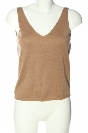 Mohito Knitted Top natural white casual look
